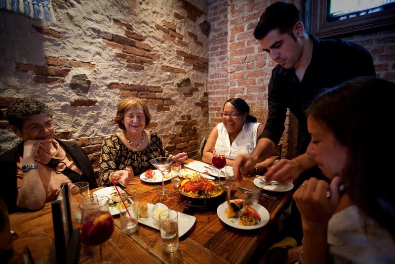 Manolo Restaurant Nyc Menu
