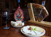 Tabla de quesos españoles